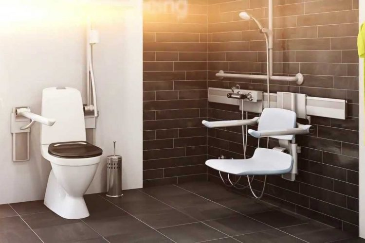 Soportes para lavabo con motor eléctrico o neumático